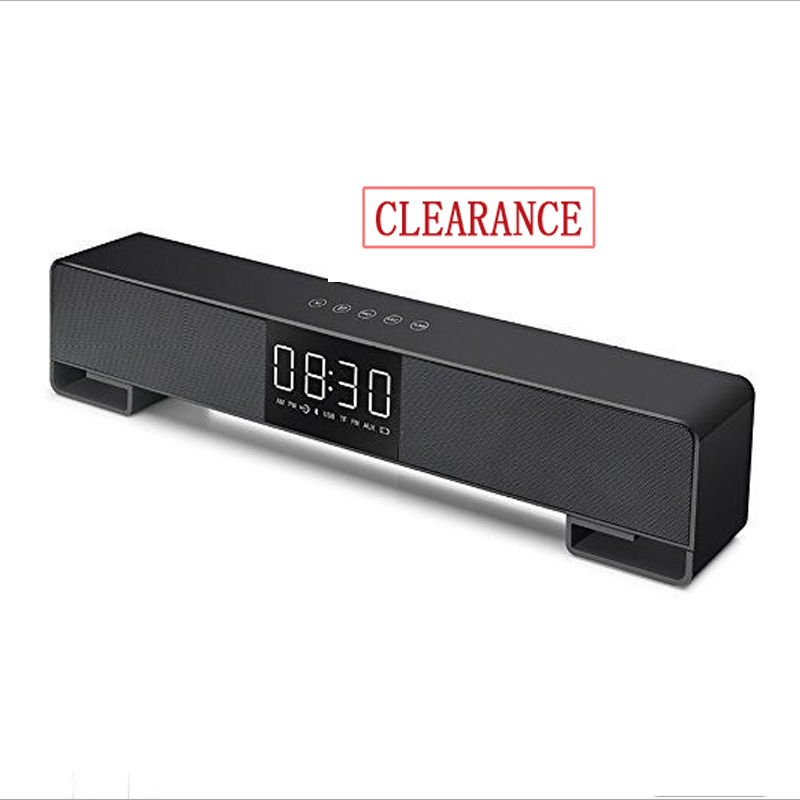 Smalody 8010 Bluetooth Speaker Soundbar Portable Speaker Mini Speaker Music Speaker for Tablet Xiaomi Laptop колонка