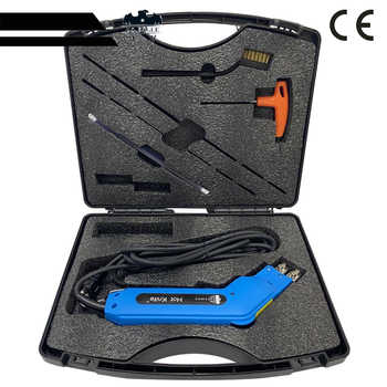 Hot Knife Kits With 15 cm Blade Foam Cutting Tools Heated Fabric Cutting Machine With 3 M Cords 150 W