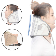 Massager Air-Cervical-Traction-Device Cervical-Physiotherapy Neck-Stretcher Pain-Relief