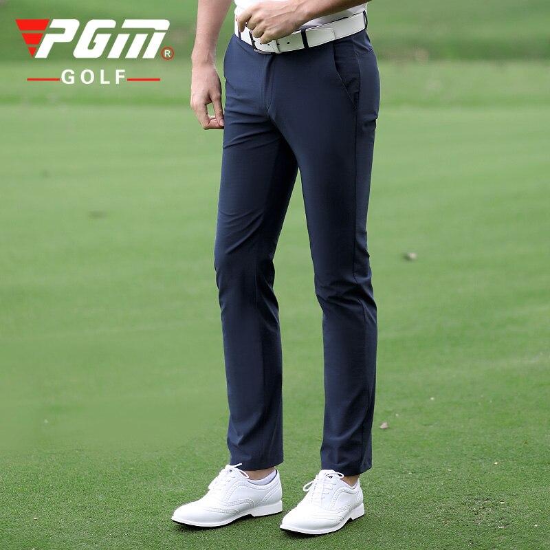 Calças de Golfe dos Homens de Alta Calças de Golfe Novo Verão Qualidade Magro Elástico Respirável Masculino Esportes Lazer Calças Xxs-xxxl 2020 Pgm