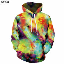3d Hoodies Colorful Sweatshirts men Flame 3d Printed Psychedelic Sweatshirt Printed Graffiti Hoodie Print Harajuku Hoody Anime(China)