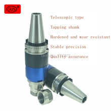 GUS BT30 TER16 BT30 TER20 BT30 TER25 Floating Tap holder BT30 tapping collet chuck CNC milling thread tool