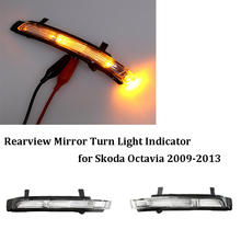 Rearview Side Mirror Led