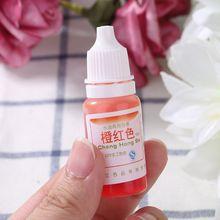 Water-Oil Pigment Uv-Resin Dyeing Slime Crystal DIY Craft Mud 203C Dual-Use