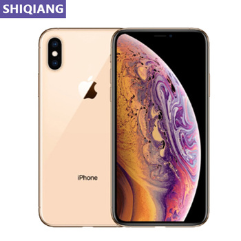 Unlock Apple iphone XS Original Used Smartphone Face ID 5.8in 4+64/256GB Phones...