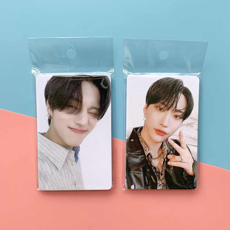 8 Pcs/set Kpop ATEEZ Photocard Postcard TREASURE EP.FIN ALL TO ACTION Album Photo Card ATEEZ KPOP Lomo Cards New Arrivals
