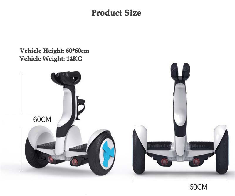 Daibot Powerful Electric Scooter 700W 54V 2 Wheels Self Balancing Scooters Kids Adults Balance Scooter Hoverboard APPBluetooth (5)