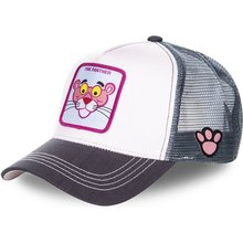 New Brand Pink Panther Dragon Ball Snapback Cotton Baseball Cap Men Women Hip Ho