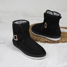 Женские зимние ботильоны zjvi 2020 женские ботинки на плоской