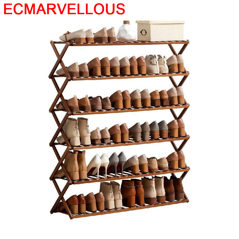 Para Casa Placard De Rangement Zapatera Organizador font b Closet b font Armario Gabinete Meuble Chaussure