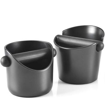 Прочный кофе Knock Box Ручка Кофе остаток ведро Измельчить мусорное ведро эспрессо основания контейнер для хранения
