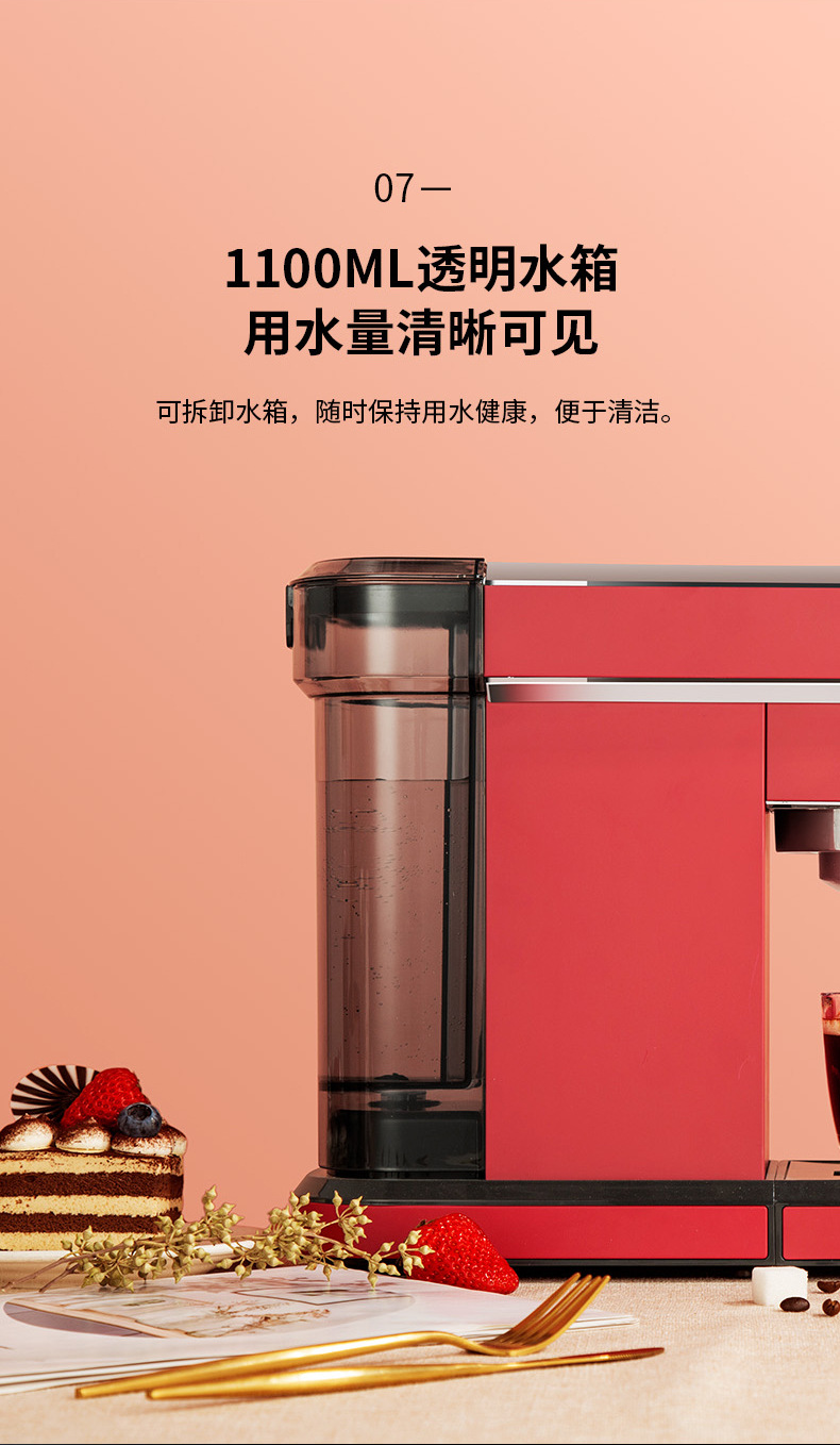 H56d2a35c1d0146dd98dfb525ca792ec9U - 2020 Neue 15Bar Espresso Machine Stainless Steel Body Memory Function Home Use Fully Automatic Milk Frother Kitchen Appliances