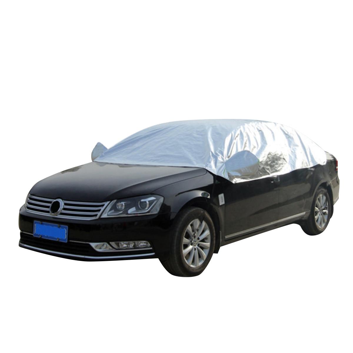 semi tampas de proteção de carro com