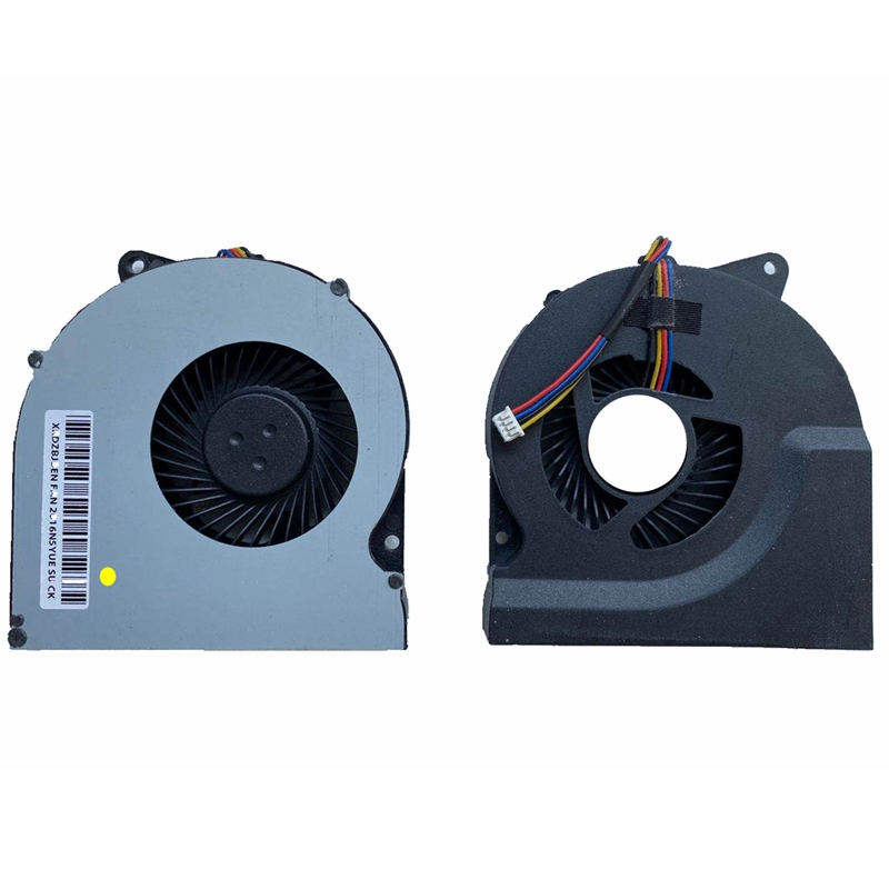 Cpu Cooling Fan For Asus N53 N53J N53JF N53JN N53S N53SV N53SM N73J N73JN AB20 AM14 Laptop Fan Cooler