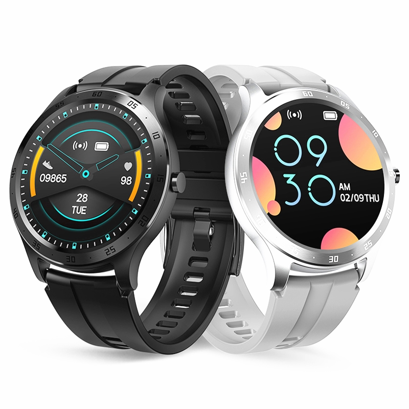 Nennbo 2020 Ai07 smart watch Heart Rate Monitor Full Touch Screen Pedometer Wristband new user bonus image