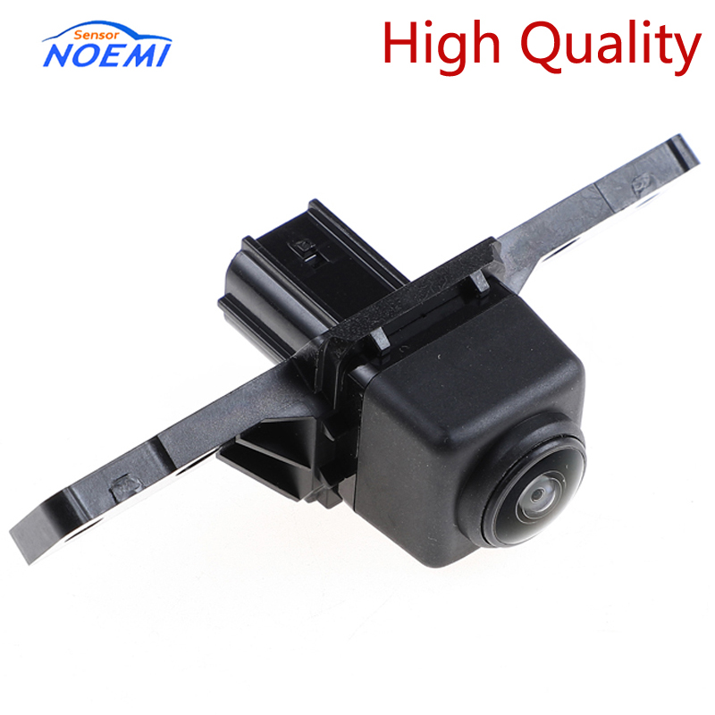 New Front Camera Fits For Nissan OEM Factory 284F1-4BA0A 284F14BA0A High Quality  Camera