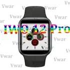 IWO 12 Pro для мужчин серии 5 Смарт часы 1:1 44 мм Чехол IP68 Wtaerproof для Apple IOS Android телефон IWO 11 IWO 8 10 Обновление Smartwatch - 1