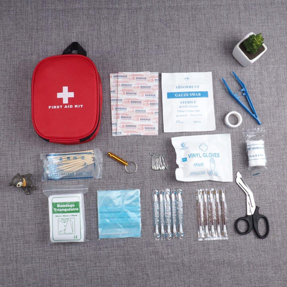 15PCS/SET TNylon First Aid Bag Tactical Molle Medical Pouch EMT Emergency EDC Rip-Away Survival IFAK Utility Car First Aid Bag