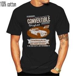2019 Hot sale Fashion Z4 Convertible 2002 Retro Style Men's Car T-Shirt Tee shirt