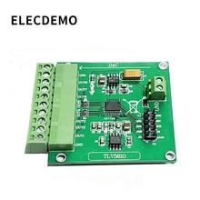TLV5610 Modul Octal Serial DAC Modul TLV5610/TLV5608/TLV5629 Digital zu Analog Umwandlung Funktion demo Board