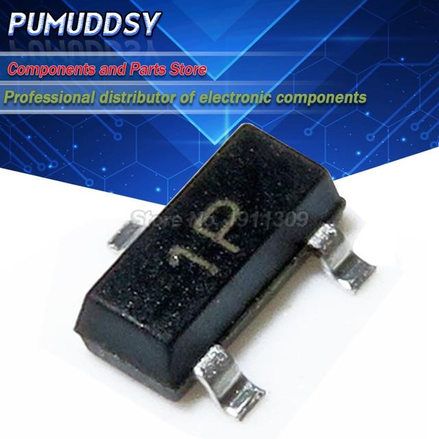 3000Pcs Smd Transistor MMBT2222A 1P 2N222 0.6A/40V Npn SOT23 Ic