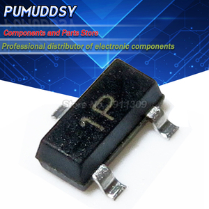 Image 1 - 3000pcs SMD transistor MMBT2222A 1P 2N22 2 0,6 A/40V NPN SOT23 IC