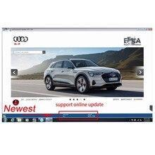 2021 venda quente suporte em linha carros de atualização e t/k 8 .2 v/a/g grupo veículos catálogo de peças eletrônicas até 2021 anos