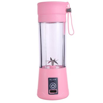 Portable Juicer Rechargeable Juice Cup Home Multifunctional Mini Electric Glass Blender