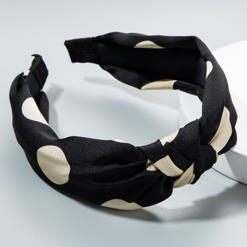 Cn dot узелковые повязки на голову для девушек женская простая