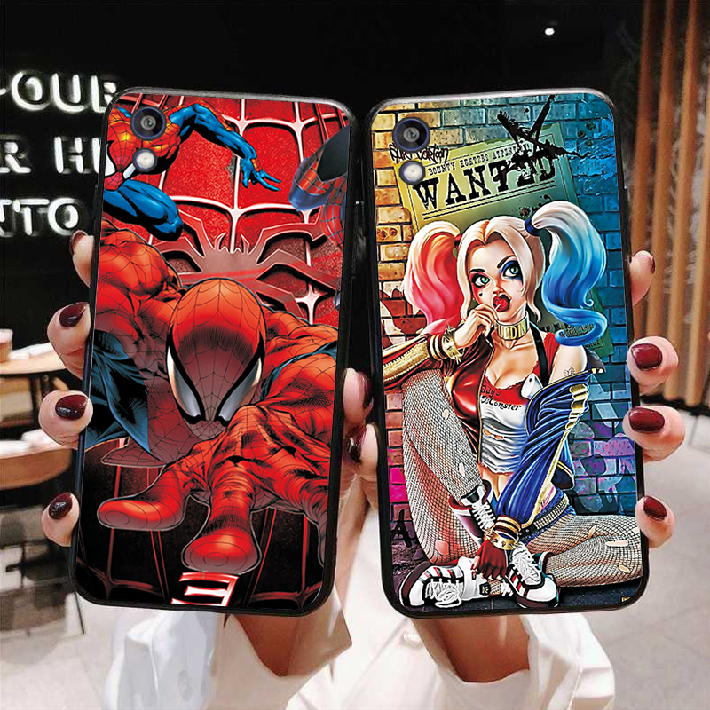 Avengers Protective Phone Shell for Huawei Y5 Honor 8S 8A 7S 7A Y5 Lite Prime 2018 Y6 2019 6
