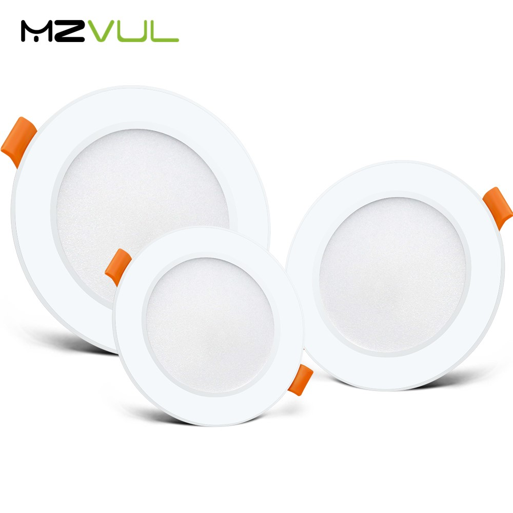 Spot-Lamp Counter Led-Downlight Ceiling-Lamp Office Indoor Recessed AC220V 9W 5W 12W