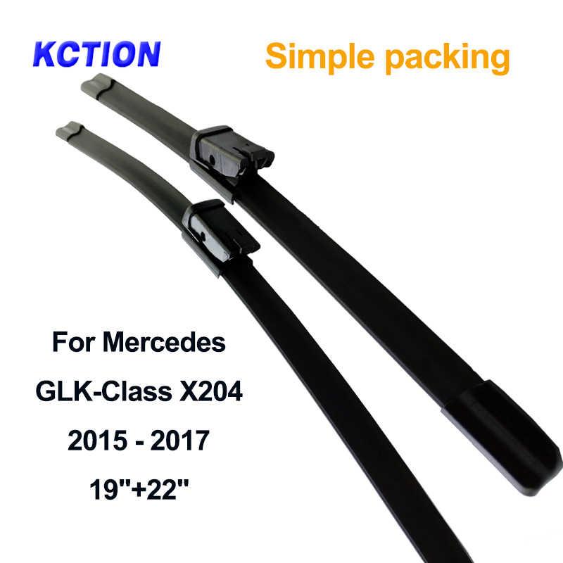 Kaca Depan Mobil Bilah Wiper Kaca Depan Wiper Belakang Aksesoris Mobil untuk Mercedes Benz GLK Kelas X204 Cocok Bros Samping Lengan GLK 200 220 250