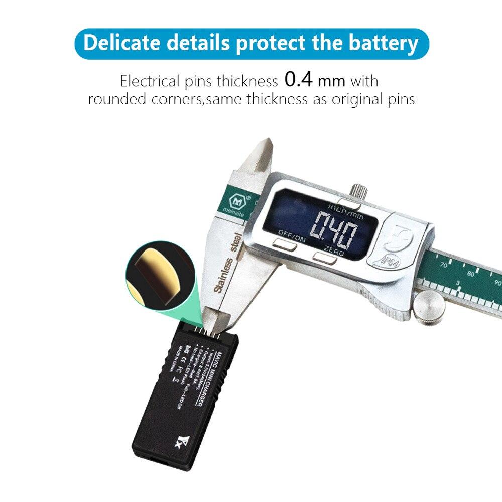Battery Charger Hub RC Intelligent Quick Charging for DJI Mavic Mini Drone UK