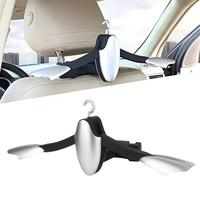 Car Universal Jacket ABS Foldable Seat Back Clip Suit Trousers Coat Clothes Hanger Car Styling