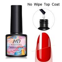 No Wipe Top Coat