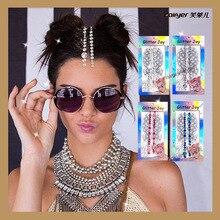 Luminiferous Flash Head Diamond Paste Fluorescence Music Dance Festival Nightculd  DIY Jewelry Resin Acrylic Drill Body Tattoos de volson wood the luminiferous aether