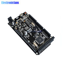 Mega2560 + WiFi R3 ATmega2560 + ESP8266 (pamięć 32 Mb), USB-TTL CH340G. Kompatybilny z Arduino Mega, NodeMCU, dla WeMos ESP8266