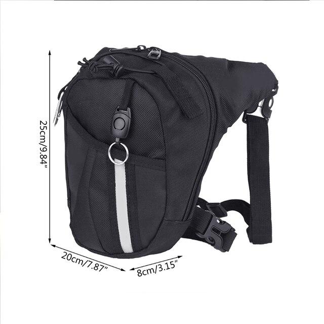 Bolsa de cintura camuflada feminina, bolsa casual multifuncional para viagem, cinto para equitação militar, dinheiro, celular 2