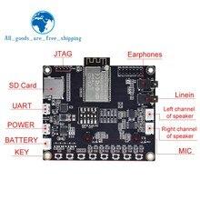 TZT ESP32-Aduio-Kit WiFi + Module Bluetooth ESP32 série à WiFi / ESP32-Aduio-Kit carte de développement Audio avec ESP32-A1S
