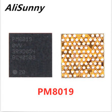 AliSunny 10pcs PM8019 아이폰 6 6 플러스 U_PMICRF 베이스 밴드 칩 부품에 대 한 작은 전원 공급 장치 관리 ic