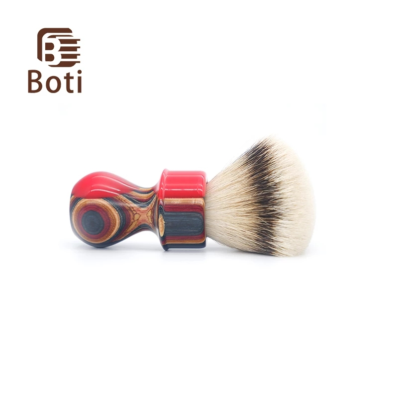 mar escova de barbear inteira produto diário de limpeza de barba masculino
