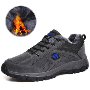Image 5 - Large Size 36 49 Autumn Winter Men Women Outdoor Sports Casual Shoes Hiking Boots Comfortable Sneakers Couple Walking Footwear