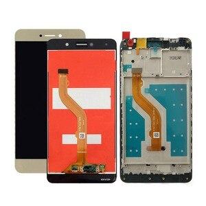 Image 3 - DRKITANO عرض لهواوي Y7 2017 LCD شاشة تعمل باللمس محول الأرقام لهواوي Y7 Prime 2017 LCD مع الإطار TRT L21 TRT LX1