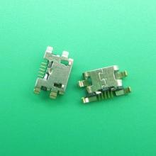 100pcs For HUAWEI Y515 Micro Mini USB Charging Connector Plug Port Jack Socket Dock Replacement Repair Parts Female