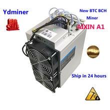 Neue BTC ASIC Miner Liebe Core A1 Miner Aixin A1 25T NETZTEIL wirtschaftlich als Antminer S9 T9 + S17 t15 T17 WhatsMiner M3x M21S M20S