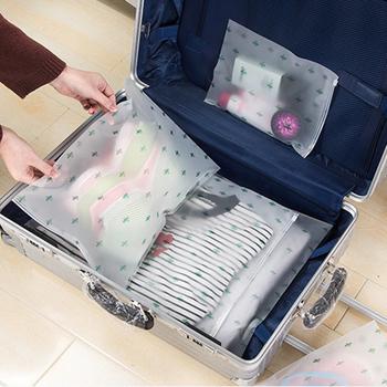 1 sztuk zagęścić wodoodporne torby do przechowywania podróży przenośne pcv wodoodporne torby do przechowywania bagaż podróżny do przechowywania torby trwałe tanie i dobre opinie CN (pochodzenie) Cactus Travel Storage