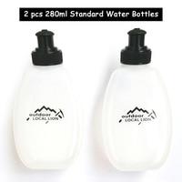 2pcs water bottle