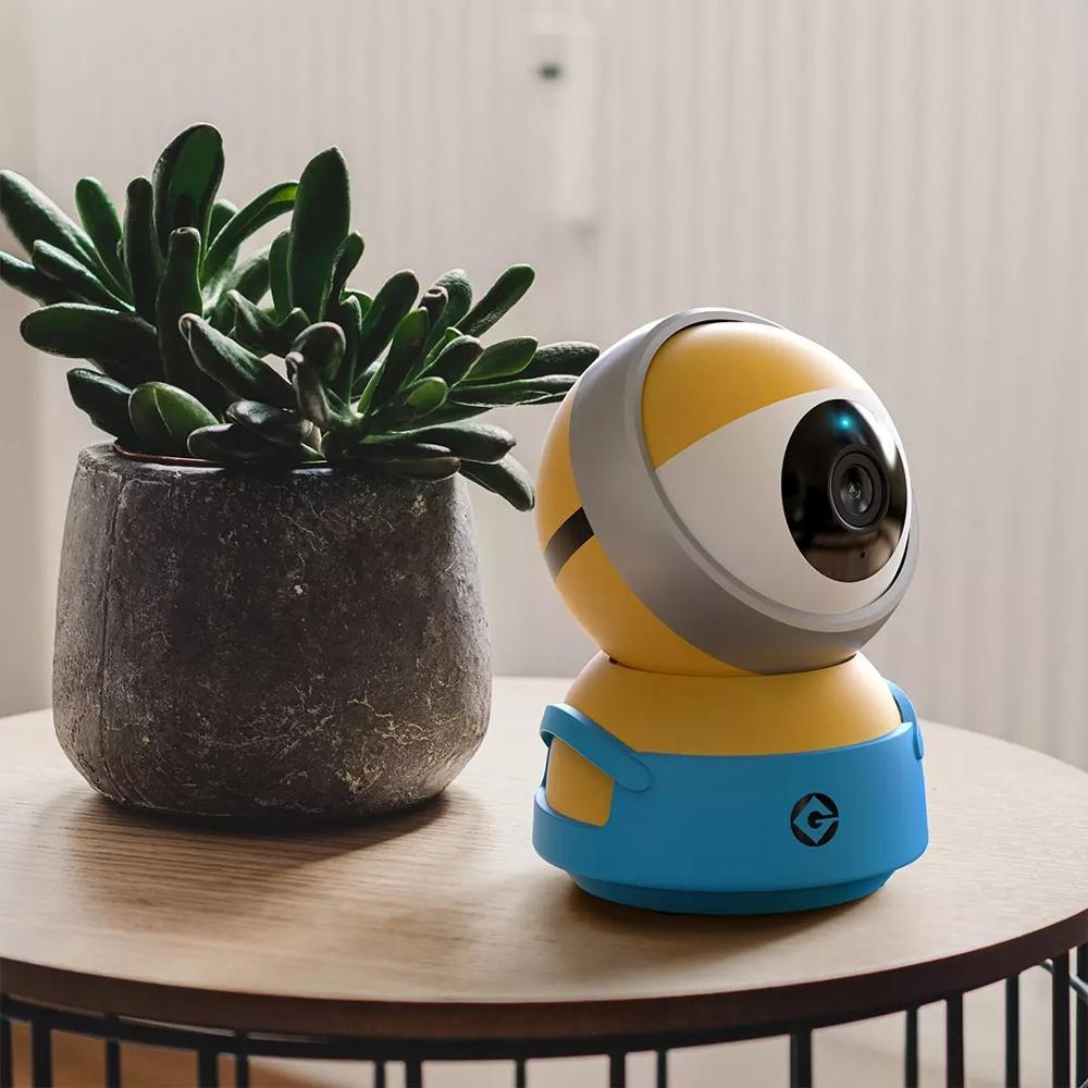Xiaomi imilab Mi Smart Camera A1 Webcam 1296P 2K HD WiFi Pan-tilt Night Vision 360 Angle Video Camera View Baby Security Monitor