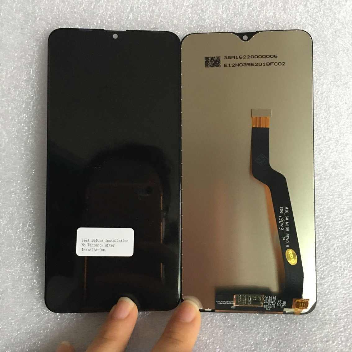"6.22 ""A10 A105 LCD Display untuk SAMSUNG Galaxy A10 M10 LCD Touch Screen Replacement SM-A105F SM-M105F"