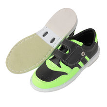 Right Hand Non-slip Bowling Shoes Classic Men Women Comfort Sole Sneakers Outdoor Breathable Sports Training Shoes D0612